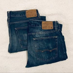 American Eagle Men's Original Straight Jean Bundle